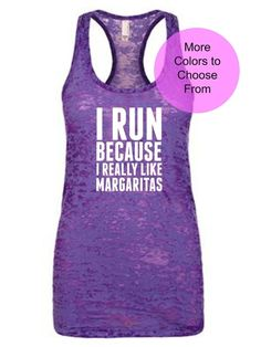 Fun, affordable and funny running tank top. Margarita Please!   Shop now! Link in our bio.  #Workouttank #exercisetank #GymClothing # FunnyRunningTanks #RunningTanks #FunnyRunningShirts #FunnyWorkoutShirts #FunnyTankTops #ShirtsWithSayings #LadiesGift #fo