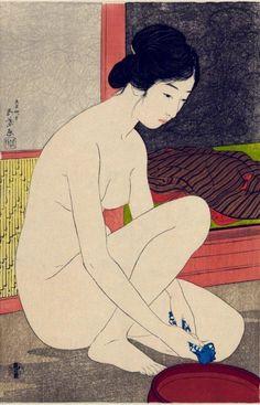 Estampe Japonaise  Andō Hiroshige 1797 1858                                                                                                                                                      Plus