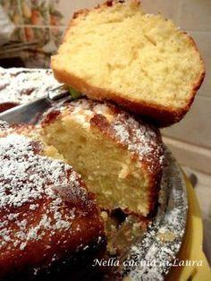 Ciambella yogurt e mela Italian Desserts, Italian Recipes, Italian Meals, Apple Recipes, Sweet Recipes, Apple Deserts, Best Bakery, Just Bake, Pound Cake Recipes