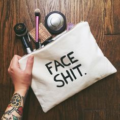 Love this makeup bag