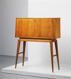 Writing cabinet by Gio Ponti. c.1948 // repinned by www.womly.nl #womly #interieur