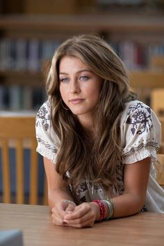 Her hair color in Footloose is beyond perfect!
