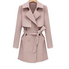 69,90EUR Trenchcoat Mantel rosa