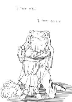 Neon Genesis Evangelion, Anime Couples Manga, Cute Anime Couples, Anime Girls, Evangelion Tattoo, Rosario Vampire Anime, Asuka Langley Soryu, Rei Ayanami, Mecha Anime