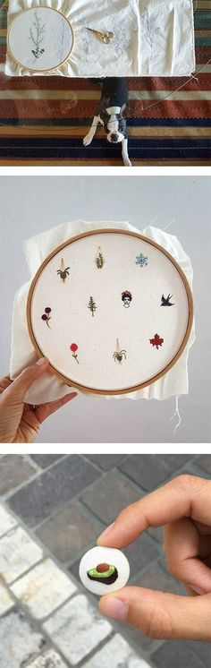 Connecting the worlds of embroidery people – the Needlework society interview #handembroidery #embroideryartist #handsofembroidery #interview