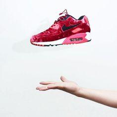 Blog Sneakers - Nike Air Max 90 (©analilrs)
