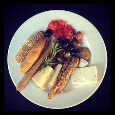 Cretan breakfast at #MinosPlace Photo credits: @AnaMariaChristina
