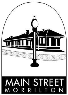 Main Street Morrilton Logo