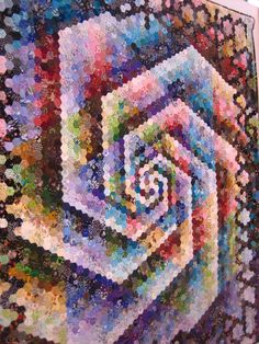 Holding Mummy's Hand: Festival of Quilts 2013