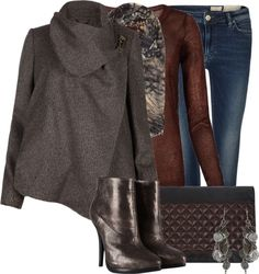 """""""Allsaints"""" by tammylo-12 ❤ liked on Polyvore"""