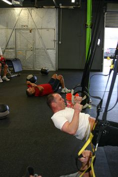 BF does some ring rows for his team after running 2 miles during a team workout Saturday morning at www.crossfitpleasanton.com     get well fat lossweight loss menu  for best reliable weight and fat loss now   http://www.nolanservicehu