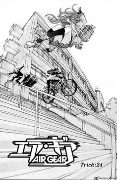 Air Gear 24 - Read Air Gear 24 Manga Scans Page Free and No Registration required for Air Gear 24 Manga Art, Manga Anime, Anime Art, Perspective Drawing Lessons, Comic Layout, Gear Art, Western Comics, Manga Pages, Comic Page