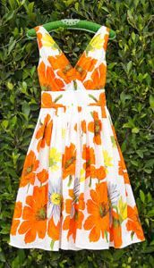 Glamour Power To You Dress in Flower Bed from ModCloth <3