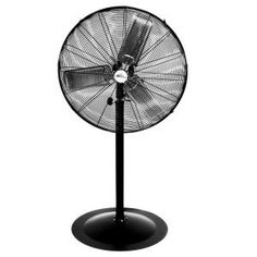 iLIVING Adjustable-Height 30 in.Industrial Pedestal Floor Fan with 7261 CFM-ILG8P30-72 - The Home Depot Patio Lounge Furniture, Industrial Fan, Pedestal Fan, Metal Fan, Honda Element, Electronic Recycling, Recycling Programs, Floor, Design