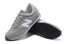 New Balance Grey White 410 Mens Shoes