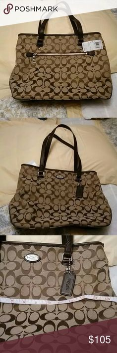 Coach handbag Large ??  from the coach store. Coach Bags Shoulder Bags