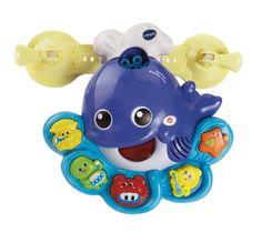 VTech Baby Bathtime Bubbles Whale: Amazon.co.uk: Baby