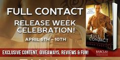 Danasquare: Review: Full Contact by Sarah Castille + Giveaway