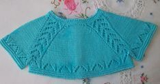"CUERPO PARA VESTIDO DE HILO TURQUESA TALLA 2 AÑOS Material Hilo turquesa Valeria di Roma ""Cotton soft"" 100% algodón (color 020, ... Crochet Kids Hats, Knit Or Crochet, Crochet Baby, Baby Knitting, Dress Skirt, Sweaters, Blog, Clothes, Women"