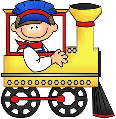 Challenging Your Children Maquinista tren setmana