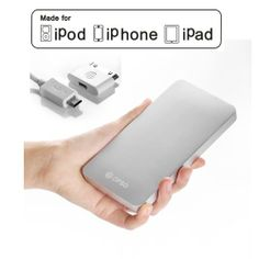 Opso Apple Authorized Ipowerjuice Metal Series Ms-001 High Quality 4800mah Portable Charger Backup Battery Power Bank(include Mfi Certified 30 Pin Dock to Micro USB Adapter) for Iphone 5s 5c 5 4s 4, Ipod Touch Nano, Samsung Galaxy Note 3 S4 S3 S2 Note 2, Blackberry, Htc, Lg, Motorola, Sony, Android Smart Phones , Gps, Gopro Cameras, Game Player and More Other Devices OPSO,http://www.amazon.com/dp/B009O8K450/ref=cm_sw_r_pi_dp_NSj2sb1J2MT15F6Q