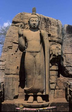Aukana Buddha Statue by Refreshigly Sri Lanka ...Wonder of Asia !!!, via Flickr
