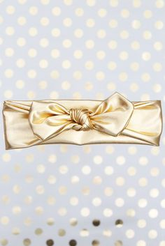 Gold Quinn Headband – Arrow & Lace Designs