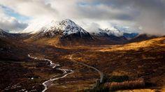 Discovering Scotland Lights in Winter – Fubiz Media