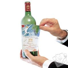 Label Savers (Set of 10) at Wine Enthusiast - $12.95