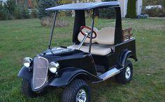 Custom Golf Cart 39 Ford