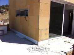 Applicazione di Fibra di Legno per il Risparmio Energetico di un Immobile a Sciacca (AG)