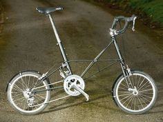 The #Moulton Esprit: British Bicycle Designer Dr Alex Moulton CBE (1920 - 2012)