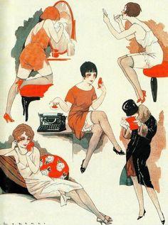 Le Sourire Magazine, October 8, 1925.