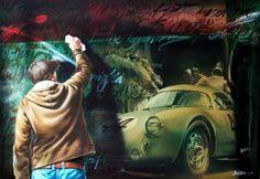 "Saatchi Art Artist Adrian DeDea; Painting, ""The Discovery"" #art"
