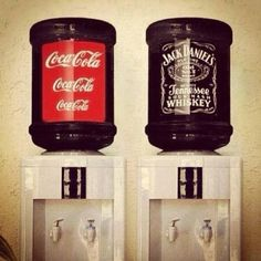 This could be a genius idea for a wedding in place of a open bar... But lacking on the monitor ability....Maybe a bad idea... Lol