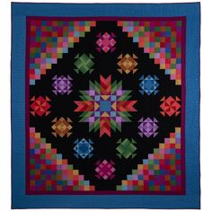Amish With a Twist IV Block of the Month by Nancy Rink