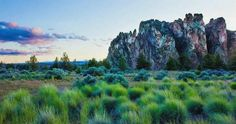 Smith Rock, Terrebonne, Oregon.