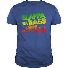 Slappa Da Bass Mon Distressed
