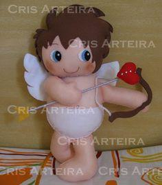 Cupido de Feltro - 40 cm