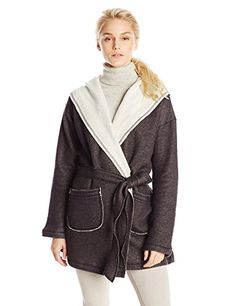 Sanctuary Clothing Women's Fleece Blanket Wrap Coat, Char... https://www.amazon.com/dp/B00V0898DG/ref=cm_sw_r_pi_dp_x_xG19xbPZWY4MC