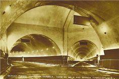 Liverpool, Mersey Tunnel