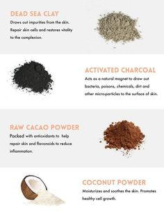 Packed with nine natural, skin-nourishing ingredients, our Detox Clay Mask includes the healing powers of Dead Sea Clay, Activated Charcoal- a natural magnet for toxins, and the hydrating and toning benefits of Witch Hazel and Raw Cacao. Beauty Care, Beauty Skin, Beauty Tips, Face Beauty, Beauty Secrets, Beauty Makeup, Cat Makeup, Beauty Ideas, Skin Care Regimen