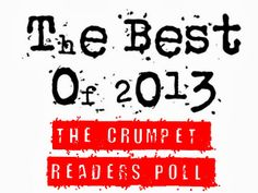 The Crumpet Readers Poll 2013 And Giveaway !!!!!! - The Crumpet