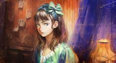 Illustrations by Arata Yokoyama  <3 !