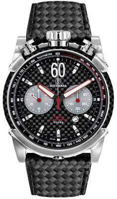 CT Scuderia Watch Fibra Di Carbonio Chronograph Watches
