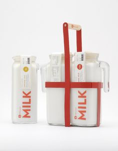 milk packaging!