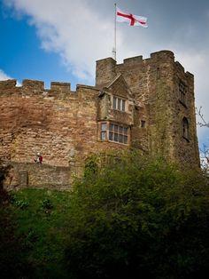 Tamworth castle ghosts