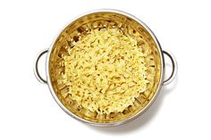 Is there anything better than a plate of buttery egg noodles?