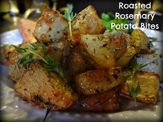 breakfast potatoes rosemary | dinner side dish or for breakfast brunch ...