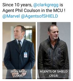 Who would've thought that the random guy in Iron Man, would become such an important character in this universe!
